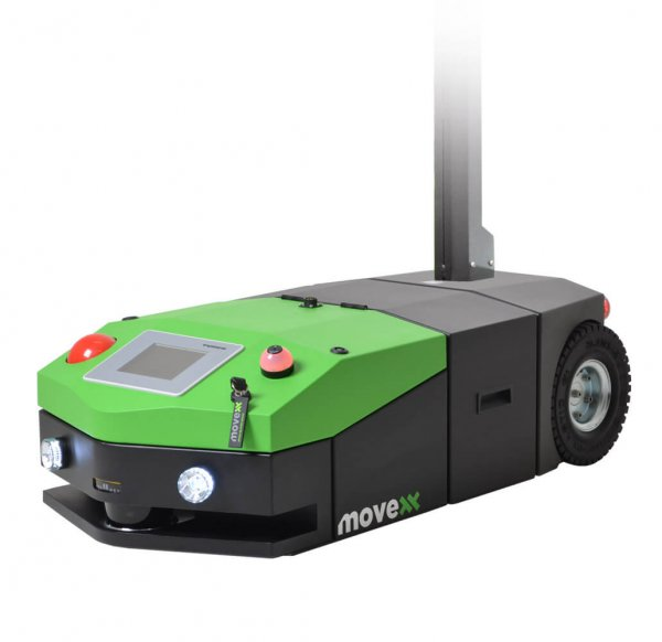 AGV1000 automated guided vehicle electric tug
