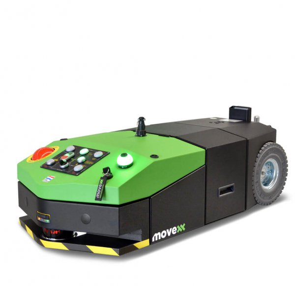 AGV-Basic automated guided vehicle electric tug