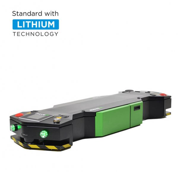 AGV1000-Under Rider automated guided vehicle lithium