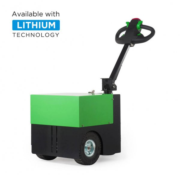 T2500 electric tug lithium
