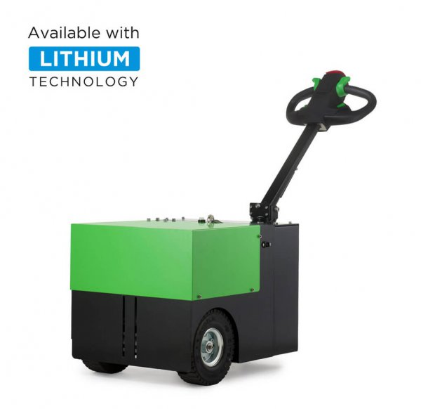 T3500 electric tug lithium