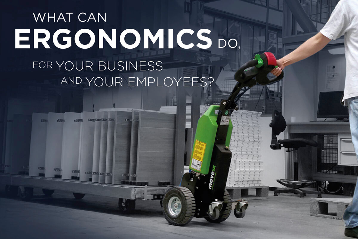 What ergonomics can do for your company and your employees
