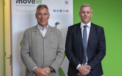 New Movexx dealer in Spain