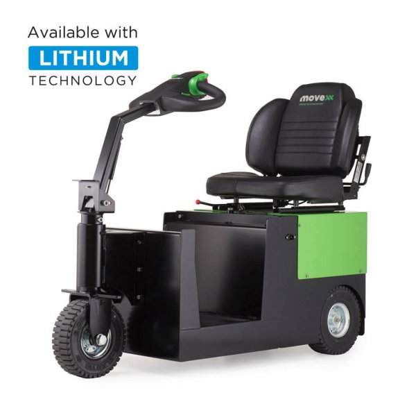 T2500-Scooter electric tug lithium