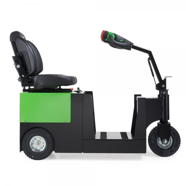 T2500-Scooter electric tug side view