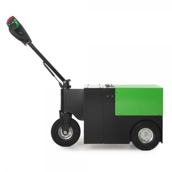 T3500 electric tug side view