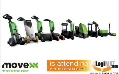 Movexx is present at Logimat 2019