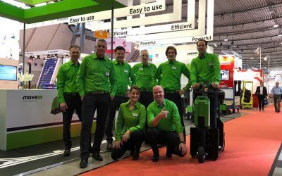 The LogiMAT trade show has started!