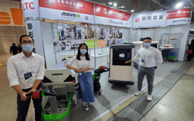 Visit our Taiwanese dealer at the Healtcare+ Expo in Taiwan!